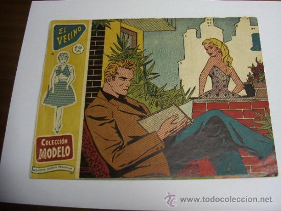 Tebeos: COLECCIÓN MODELO / LOTE CON 16 NÚMEROS / RICART ORIGINAL 1958 - Foto 4 - 38453694
