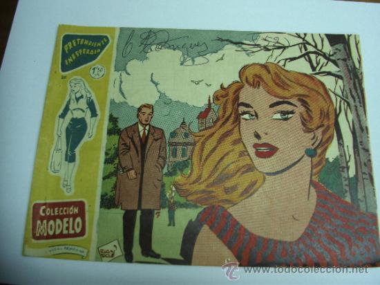 Tebeos: COLECCIÓN MODELO / LOTE CON 16 NÚMEROS / RICART ORIGINAL 1958 - Foto 5 - 38453694