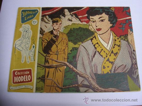 Tebeos: COLECCIÓN MODELO / LOTE CON 16 NÚMEROS / RICART ORIGINAL 1958 - Foto 6 - 38453694
