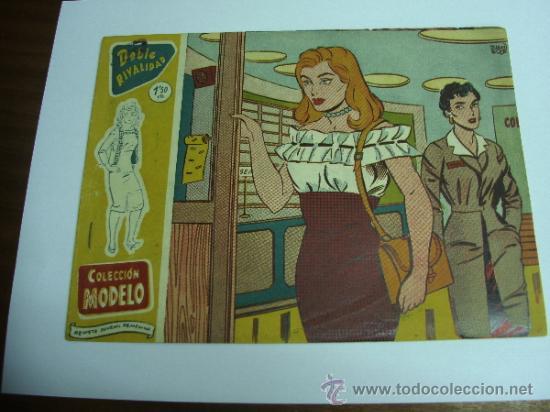 Tebeos: COLECCIÓN MODELO / LOTE CON 16 NÚMEROS / RICART ORIGINAL 1958 - Foto 7 - 38453694