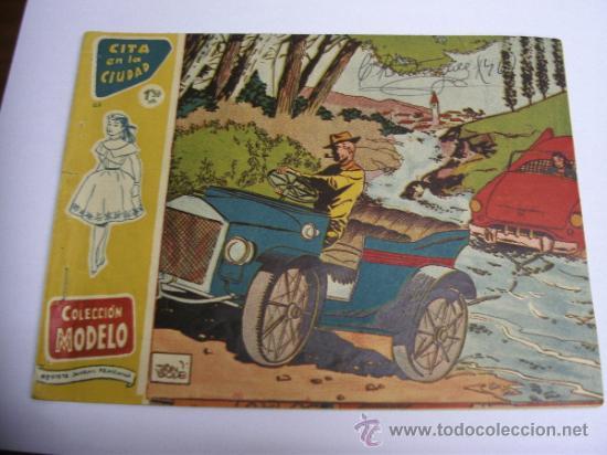 Tebeos: COLECCIÓN MODELO / LOTE CON 16 NÚMEROS / RICART ORIGINAL 1958 - Foto 8 - 38453694