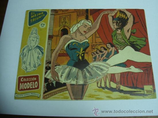 Tebeos: COLECCIÓN MODELO / LOTE CON 16 NÚMEROS / RICART ORIGINAL 1958 - Foto 9 - 38453694