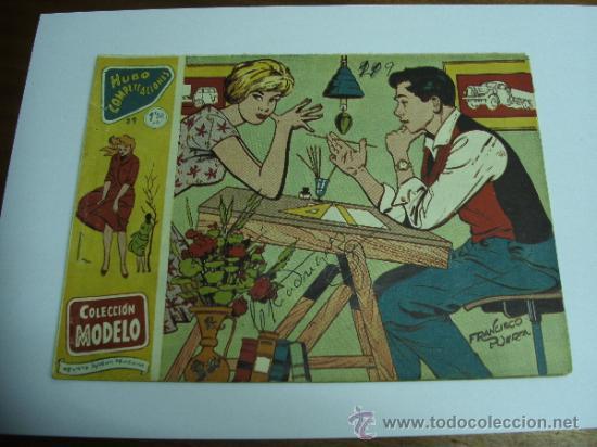 Tebeos: COLECCIÓN MODELO / LOTE CON 16 NÚMEROS / RICART ORIGINAL 1958 - Foto 11 - 38453694