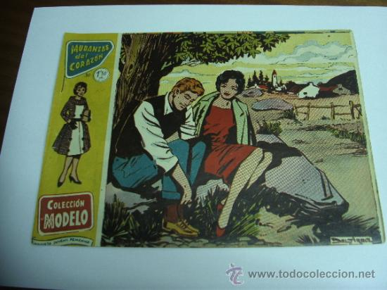 Tebeos: COLECCIÓN MODELO / LOTE CON 16 NÚMEROS / RICART ORIGINAL 1958 - Foto 12 - 38453694