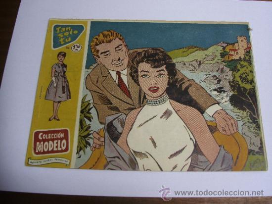 Tebeos: COLECCIÓN MODELO / LOTE CON 16 NÚMEROS / RICART ORIGINAL 1958 - Foto 13 - 38453694