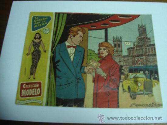 Tebeos: COLECCIÓN MODELO / LOTE CON 16 NÚMEROS / RICART ORIGINAL 1958 - Foto 14 - 38453694
