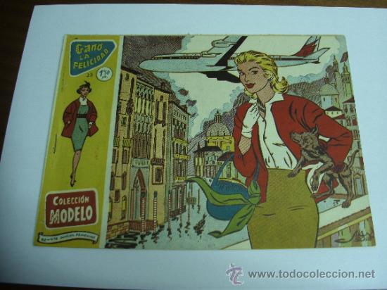 Tebeos: COLECCIÓN MODELO / LOTE CON 16 NÚMEROS / RICART ORIGINAL 1958 - Foto 15 - 38453694