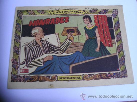 Tebeos: CUENTOS PARA NIÑAS - SENTIMENTAL / LOTE DE 9 NÚMEROS / RICART ORIGINAL - Foto 18 - 38454539