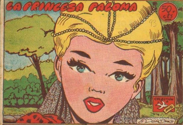 TEBEOS-COMICS GOYO - AVE - Nº 93 - ED. RICART - 1955 - RARISIMO *XX99 (Tebeos y Comics - Ricart - Ave)