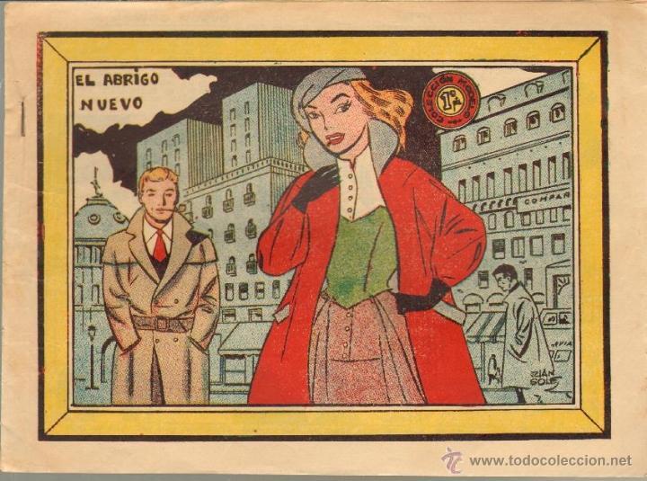 TEBEOS-COMICS CANDY - MODELO - Nº 34 - RICART - 1959 - *XX99 (Tebeos y Comics - Ricart - Modelo)