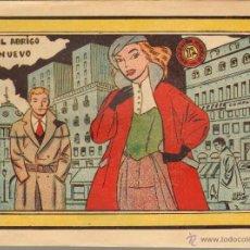 Tebeos: TEBEOS-COMICS CANDY - MODELO - Nº 34 - RICART - 1959 - *XX99. Lote 41524947