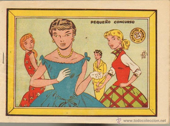 TEBEOS-COMICS CANDY - MODELO - Nº 29 - RICART - 1959 - *XX99 (Tebeos y Comics - Ricart - Modelo)