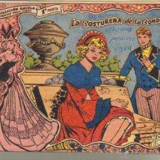 Comics - TEBEOS-COMICS CANDY - GACELA - Nº 54 - RICART - 1955 - MUY DIFICIL *UU99 - 41526388
