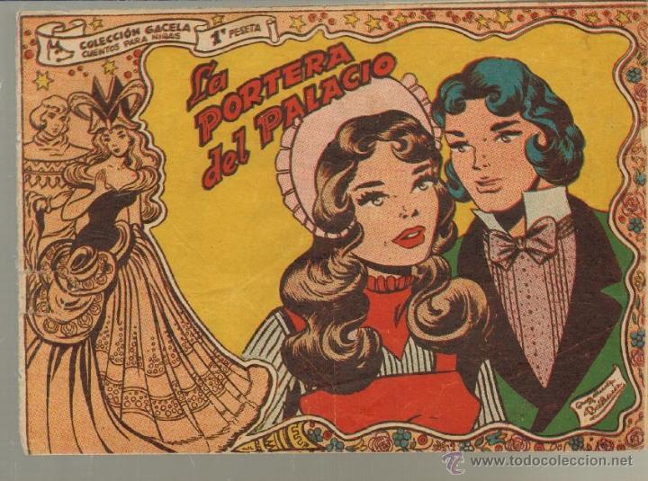 TEBEOS-COMICS CANDY - GACELA 86 - RICART - 1955 - RARO *AA99 (Tebeos y Comics - Ricart - Gacela)