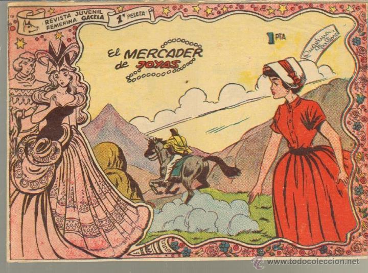 TEBEOS-COMICS CANDY - GACELA - Nº 137 - RICART - 1955 - MUY DIFICIL *UU99 (Tebeos y Comics - Ricart - Gacela)