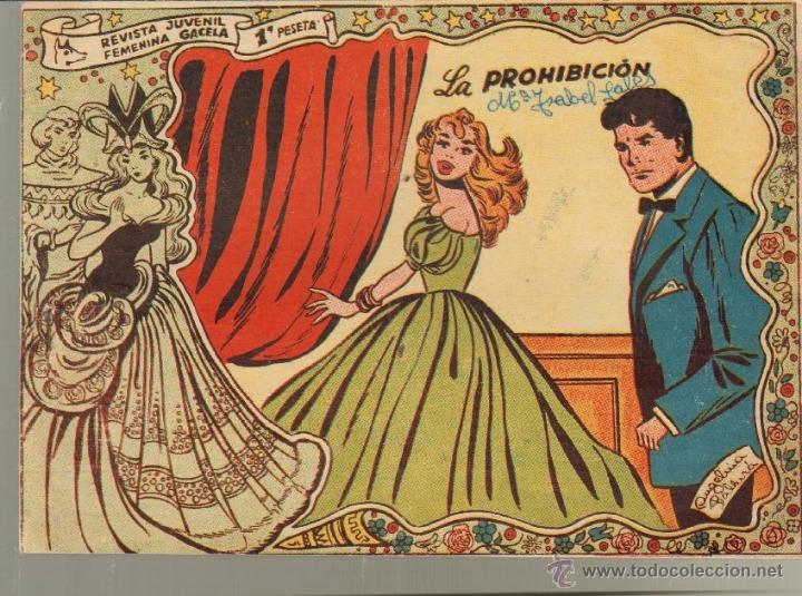 TEBEOS-COMICS CANDY - GACELA - Nº 148 - RICART - 1955 - MUY DIFICIL *UU99 (Tebeos y Comics - Ricart - Gacela)