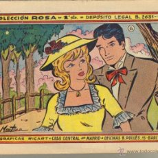 Tebeos: TEBEOS-COMICS CANDY - ROSA - Nº 31 - RICART - 1959 - MUY DIFICIL *BB99. Lote 41526633