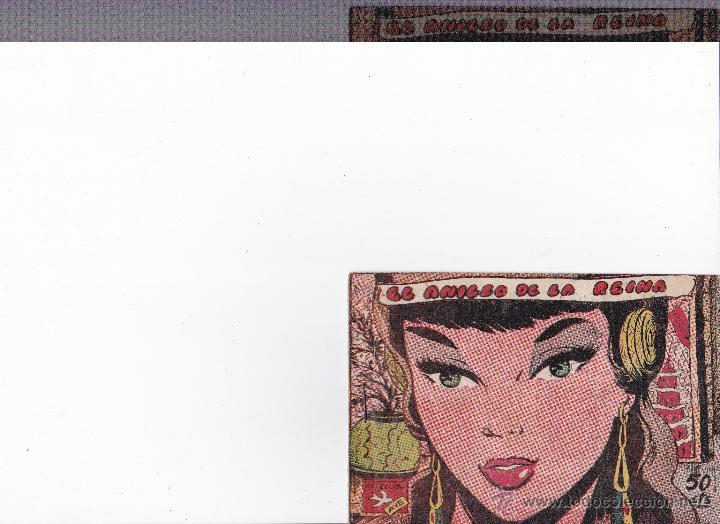 EL ANILLO DE LA REINA (Tebeos y Comics - Ricart - Ave)