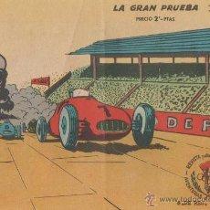 Tebeos: AVENTURAS DEPORTIVAS (RICART) ORIGINAL 1968 Nº.2. Lote 26924350