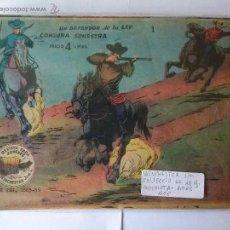 Tebeos: WUINCHESTER JIM - RICAR- COMPLETA DE 4 PTAS- ORIGINAL , COMO NUEVA - COL DE 18 NºS. Lote 42598087