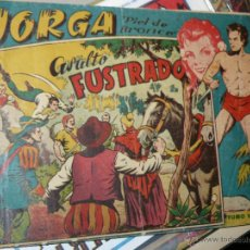 Tebeos: TEBEOS-COMICS CANDY - JORGA ALBUM - RICART - 1955 - Nº 6 - ULTIMO - MUY DIFICIL *UU99. Lote 43156701