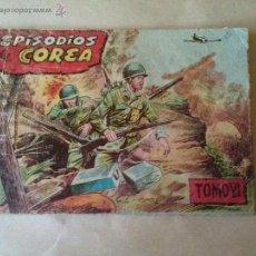 Tebeos: EPISODIOS DE COREA ALBUM Nº 6 - RICART. Lote 43161375