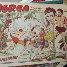 Tebeos: TEBEOS-COMICS CANDY - JORGA - RICART - 1963 - Nº 1 - 2ª EDICION - FERRANDO *BB99. Lote 43192708