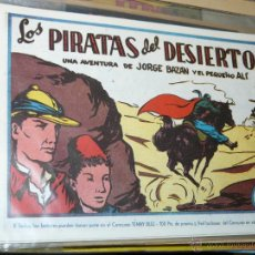BDs: TEBEOS-COMICS CANDY - JORGE BAZAN - REALCE - 1948 - Nº 1 - GUIJARRO *XX99. Lote 43210238