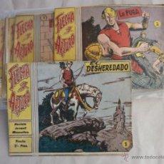 Tebeos: FLECHA Y ARTURO - ORIGINAL - COMPLETA. Lote 43892896