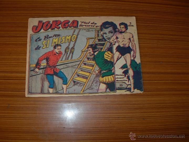 JORGA PIEL DE BRONCE Nº 15 DE RICART (Tebeos y Comics - Ricart - Jorga)