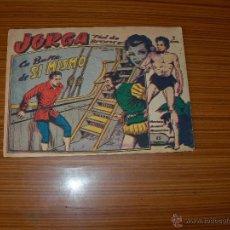 Tebeos: JORGA PIEL DE BRONCE Nº 15 DE RICART . Lote 45030623