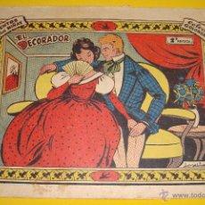 Tebeos: REVISTA PARA NIÑAS Nº 38 COLECCIÓN GOLONDRINA EL DECORADOR RICART 1959. Lote 45211576