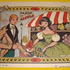 Tebeos: REVISTA PARA NIÑAS Nº 207 COLECCIÓN GOLONDRINA TARDE DE LLUVIA RICART 1959. Lote 45211622