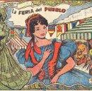 Tebeos: COLECCION GACELA. LA FERIA DEL PUEBLO. Nº 51. ORIGINAL.. Lote 45374098