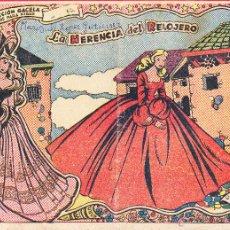 Comics - Coleccion Gacela.La Herencia del relojero. Original. - 45374430