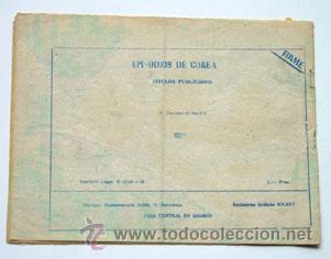 Tebeos: EPISODIOS DE COREA Nº 60, ORIGINAL - Foto 2 - 45700171