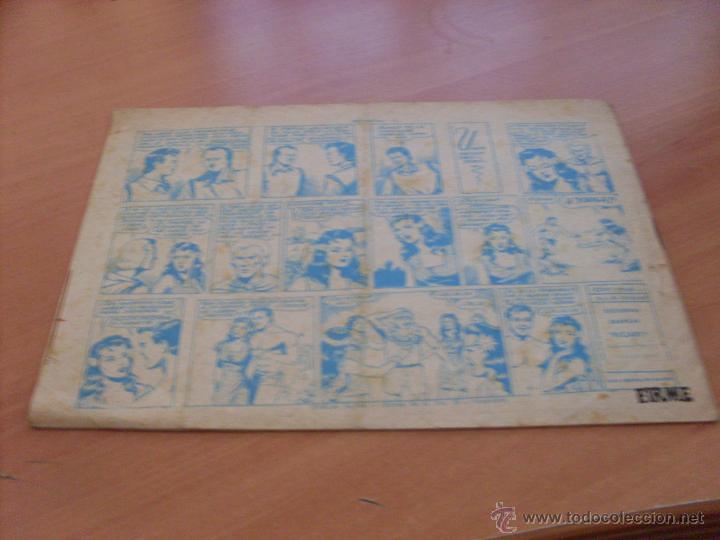 Tebeos: JORGA PIELDE BRONCE Nº 18 ULTIMO (ORIGINAL ED. RICART 3 PESETAS) (COI12) - Foto 2 - 45804360