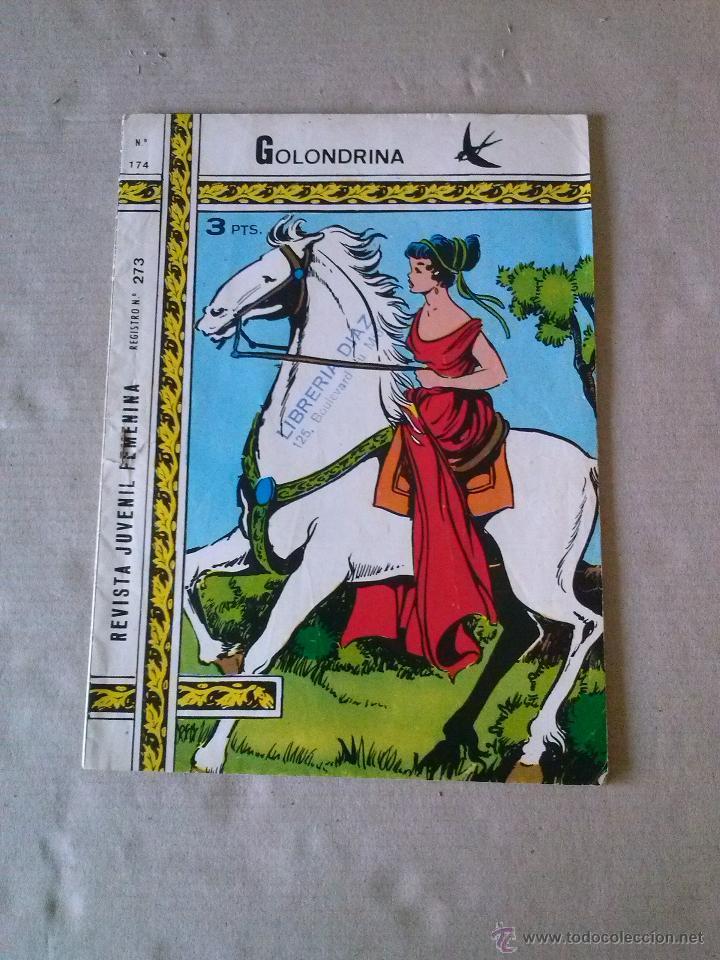 GOLONDRINA Nº 174 -RICART (Tebeos y Comics - Ricart - Golondrina)