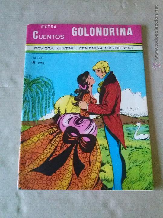 GOLOMDRINA EXTRA Nº 119 - RICART (Tebeos y Comics - Ricart - Golondrina)