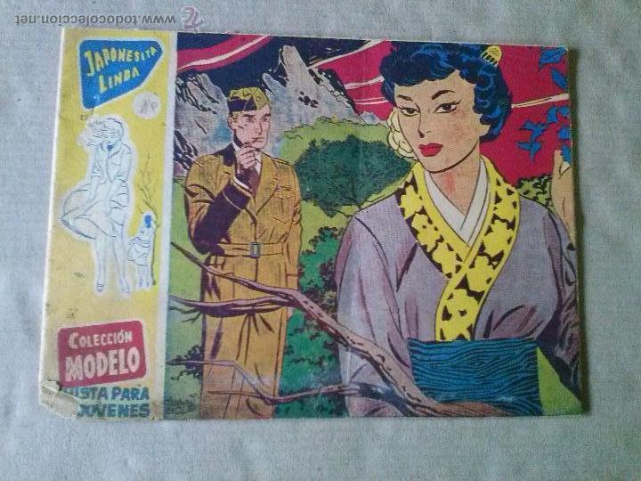 COL. MODELO Nº 21- RICART (Tebeos y Comics - Ricart - Modelo)