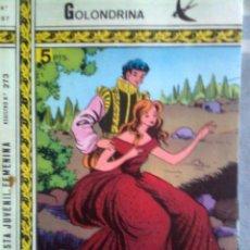 Tebeos: GOLONDRINA-Nº 267- ´EL REGALO MEJOR`1974- ELGRAN ESTILISTA SANTI SARROCA-PRECIO MUY INTERESANTE-2724. Lote 99956026