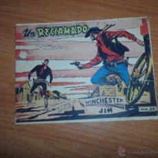 Tebeos: WINCHESTER JIM Nº 29 EDITORIAL RICART ORIGINAL . Lote 47113020