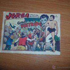 BDs: JORGA PIEL DE BRONCE Nº 16 EDITORIAL RICART. Lote 48368795