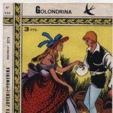 Tebeos: GOLONDRINA Nº 233.. Lote 48967925