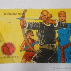 Tebeos: FLECHA Y ARTURO Nº 23. LA TERCERA FLECHA. RICART ORIGINAL. TDKC8. Lote 49682855