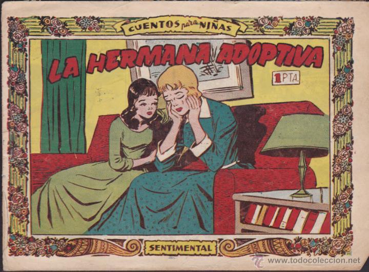 COMIC COLECCION SENTIMENTAL Nº 35 (Tebeos y Comics - Ricart - Sentimental)