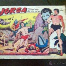 Tebeos: JORGA -PERLAS - Nº.5. Lote 50849685