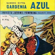 Tebeos: NÚMERO EXTRA GARDENIA AZUL Nº 335. Lote 50928808