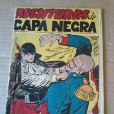 Tebeos: AVENTURAS DE CAPA NEGRA - TOMO Nº III - RICART -T. Lote 51409233