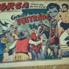 Tebeos: JORGA Nº 16---- RICART --- ORIGINAL 1963. Lote 52489223